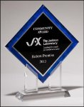 Diamond Series Acrylic Artglass Awards