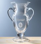 Conqueror's Trophy Glass | Crystal Cup Trophies